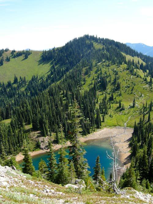 Brown Peak