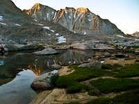 Mt. Mendel Ridgline