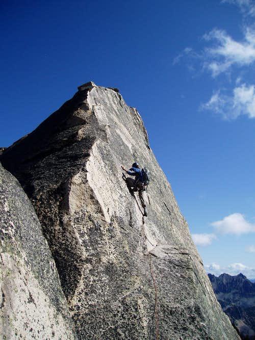 Warbonnet Peak, ID