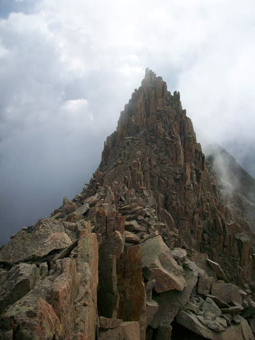 El Diente-Wilson Traverse Towers