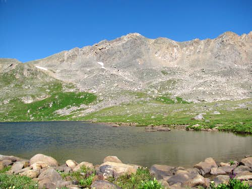 Independence Lake