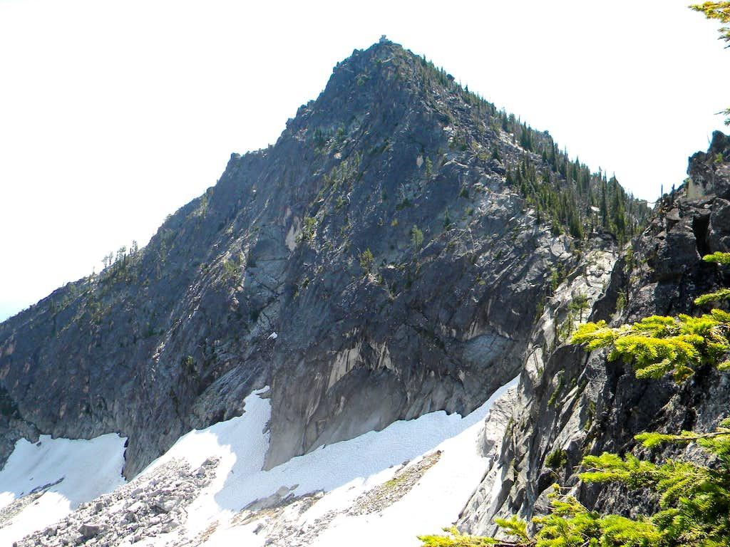 Pyramid of Grave Peak