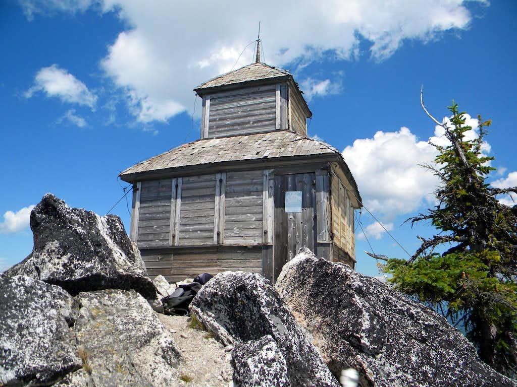 Grave Peak Lookout