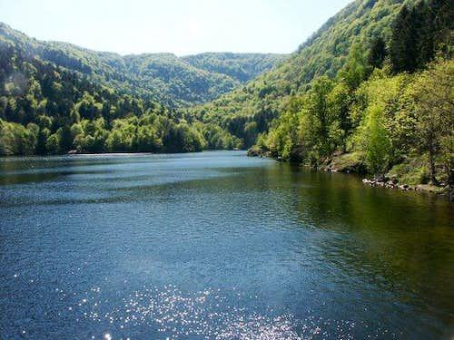 Ballon d'Alsace - Alfeld Lake...