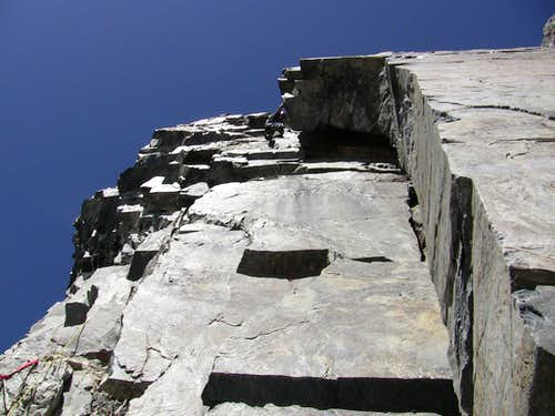 Southeast Face of Clyde Minaret