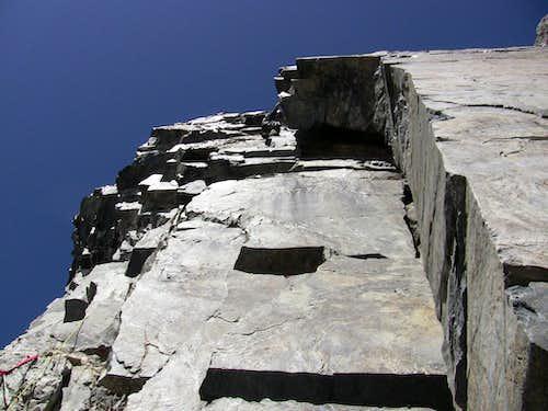 Southeast Face of Clyde Minaret