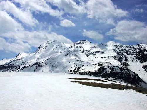 Ridge between Vallone di Grauson <br>and Vallone dell'Urtier
