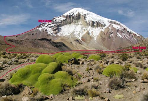 Nevado Sajama, Bolivia High Point