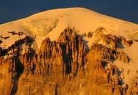 Nevado Sajama Sunset, Bolivia High Point