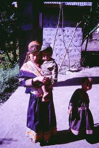 Kalash children