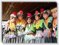 kalash Girls Dance