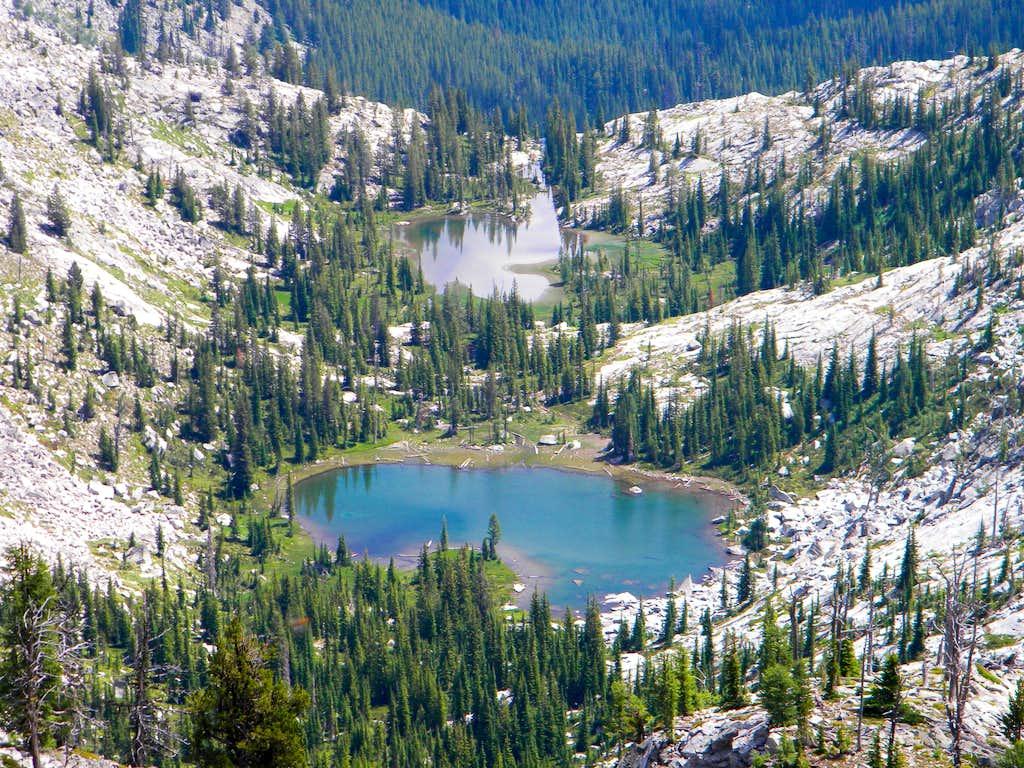 Unnamed Lakes, Southeast Basin