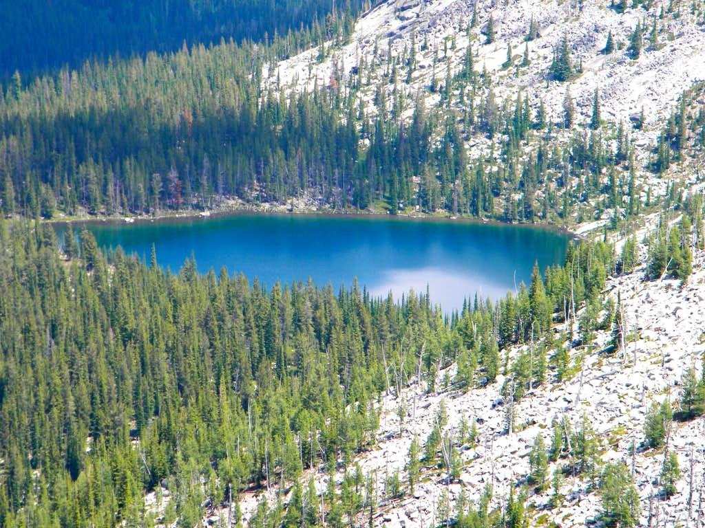 Unnamed Lake, East Colt Basin