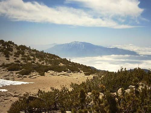 San Jacinto from Jepson...