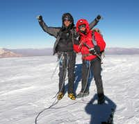 Nevado Sajama Summit, Bolivia