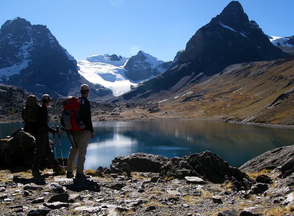 Condoriri Base Camp, Bolivia