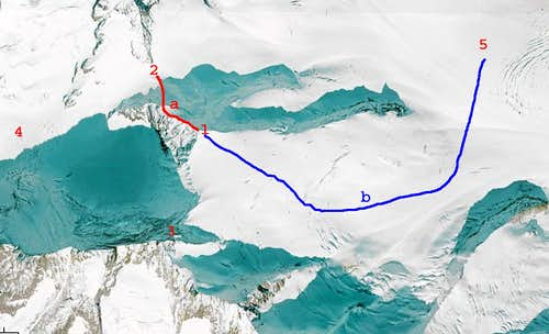 Weissnollen map routes