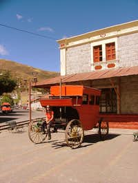 Alausi Train Station
