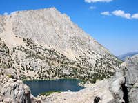 Ruby Lake (11,121 ), E. Sierra Nevada