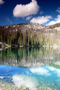 Peak 9107 reflection