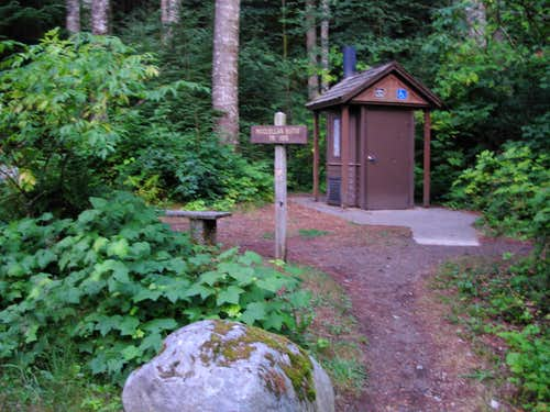 McClellan Butte Trailhead
