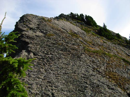McClellan Butte Summit Slope