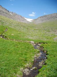 Headwaters of Big Creek (East Fork)