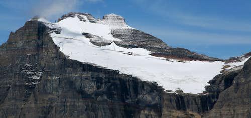 Mount Merritt and Old Sun Glacier