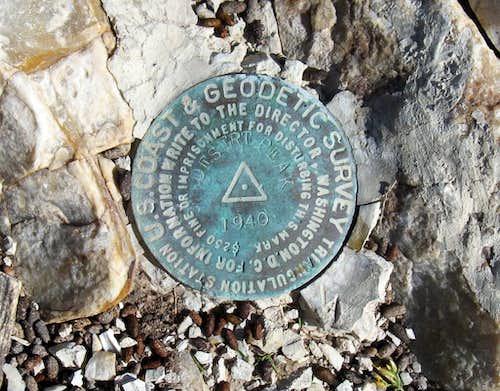 Desert Peak (UT) Benchmark