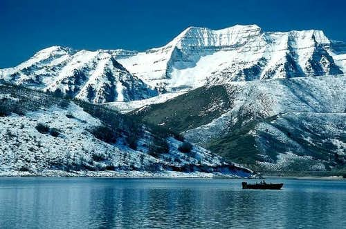 Timp, from Deer Creek...