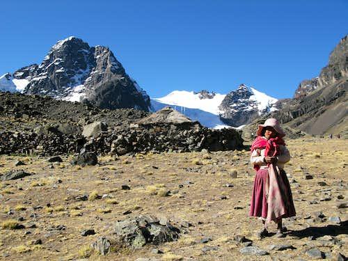 Conodriri Base Camp, Bolivia