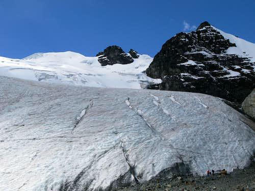 Pequeño Alpamayo Glacier, Bolivia