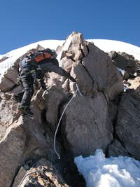 Mixed Climbing on Sajama, Bolivia