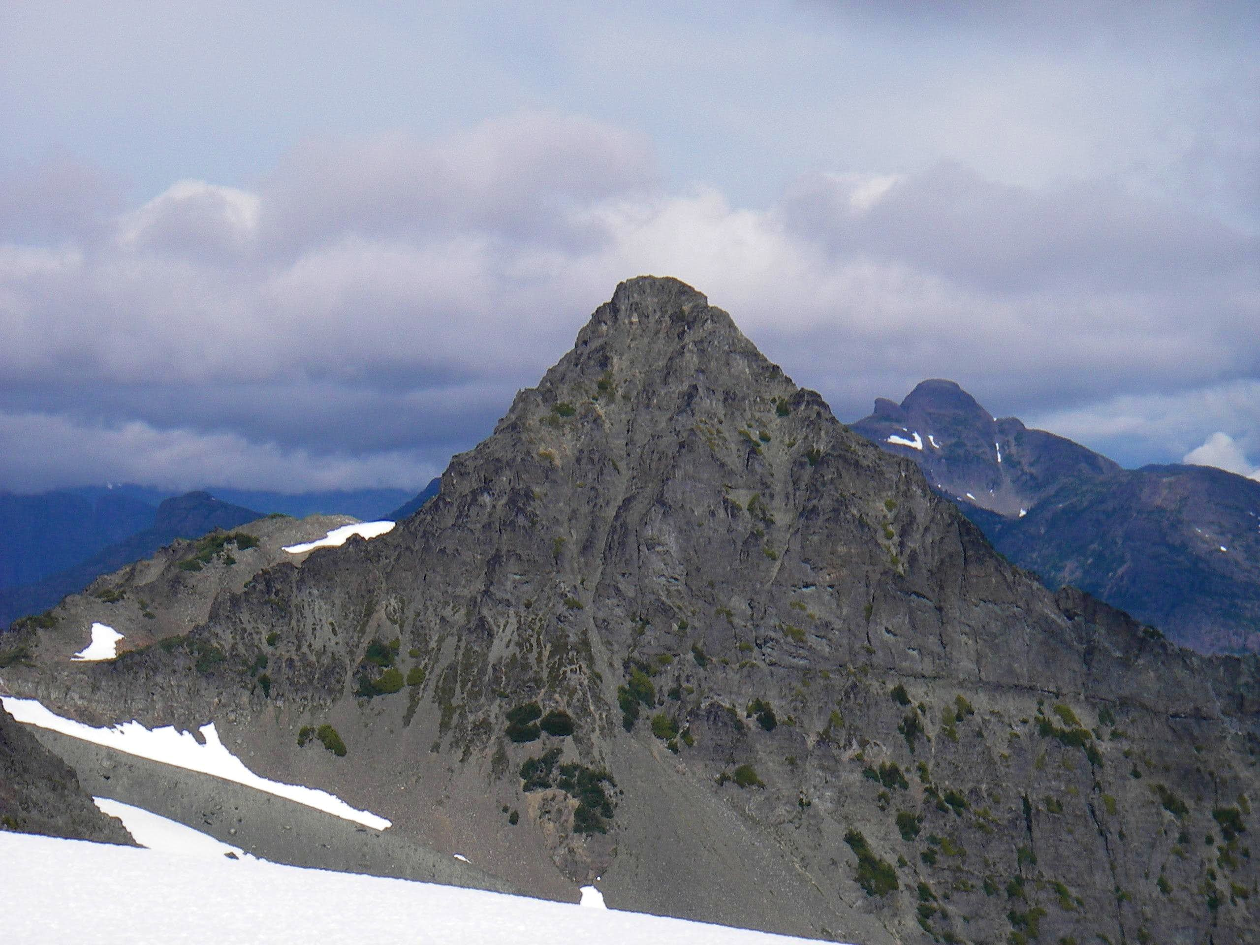 Mt Regan