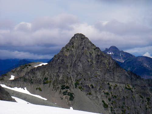Mt Regan SE Aspect