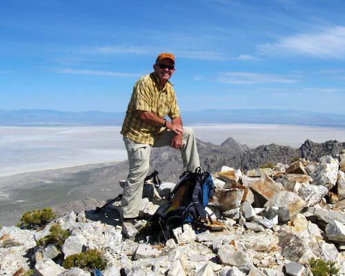 Desert Peak poser