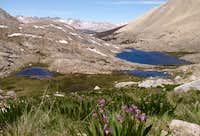 Guitar Lake _John Muir Trail
