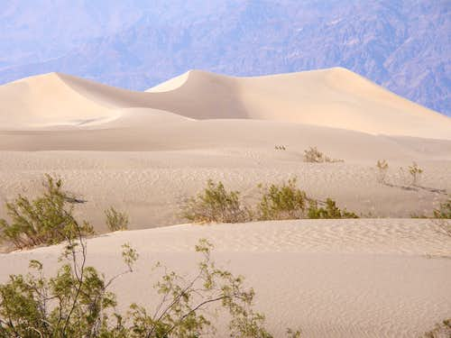 Death Vally dunes