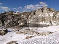 Silver Pass 10900''John Muir Trail