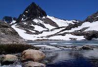 Lake near Muir Pass, John Muir Trail