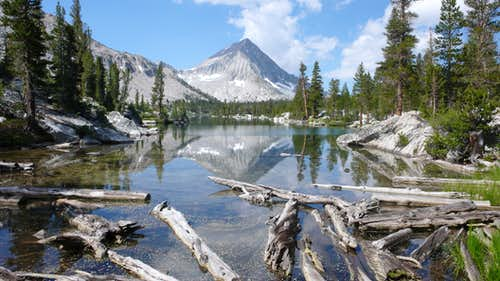 Arrow Peak/Bench Lake