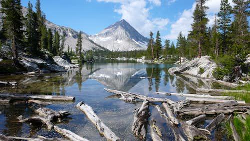 Arrow Peak/Bench Lake