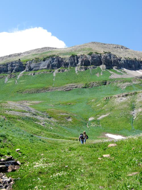 Mount Timpanogos (Middle Summit)