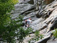 Climbing Bunny (5.4)