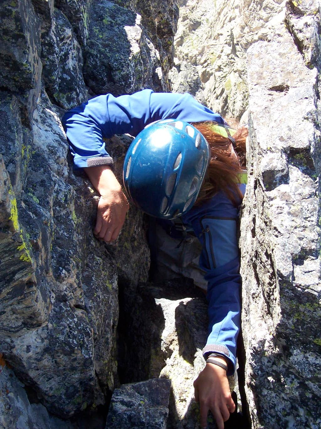 Out of the crux