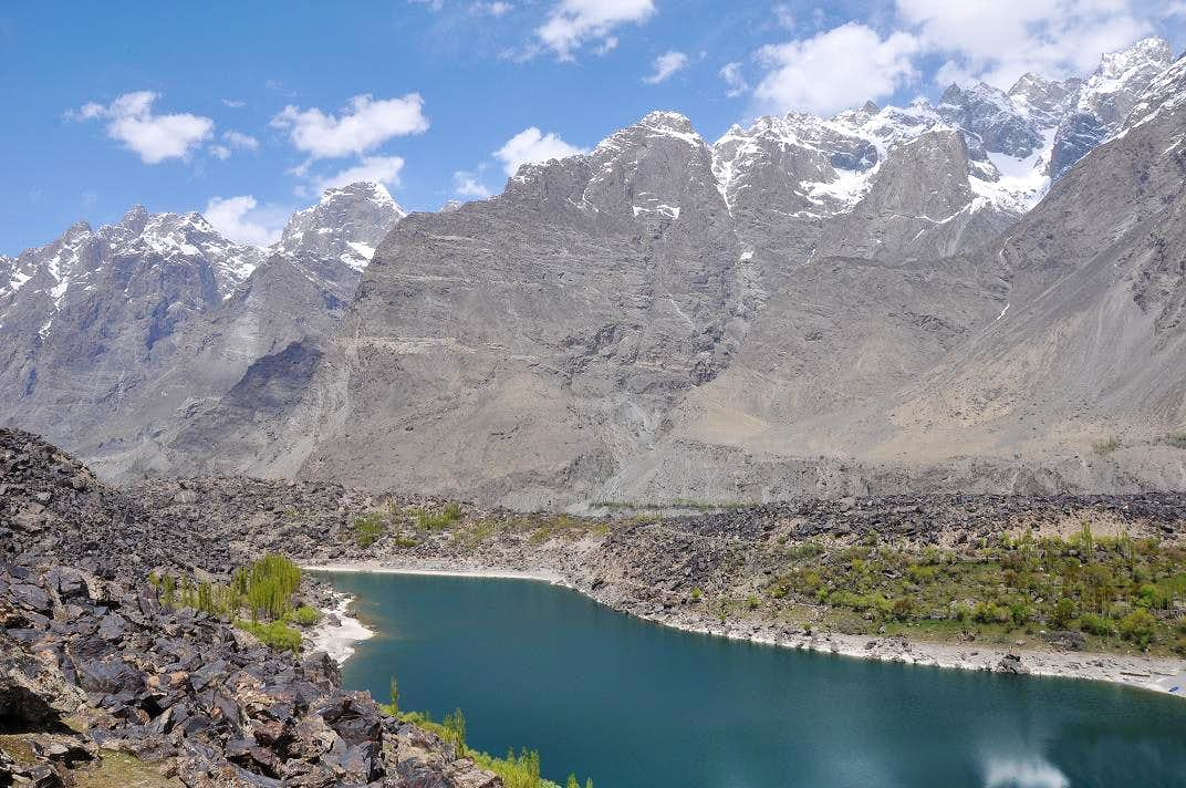 Kachura Valley Skardu Baltistan