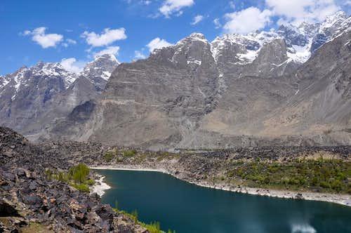 Kachura Valley Skardu Baltistan