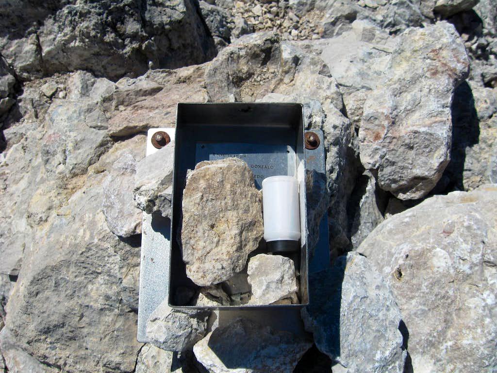 Mailbox of Torrecerredo