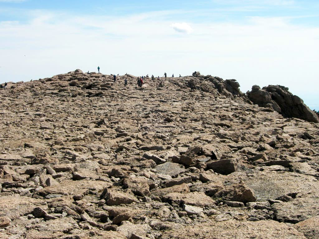 East Side of Longs Summit