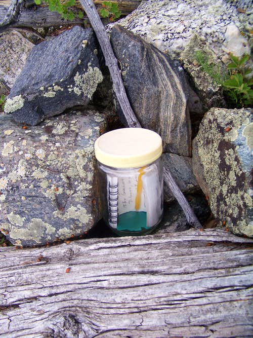 Summit Jar, UN 10,462